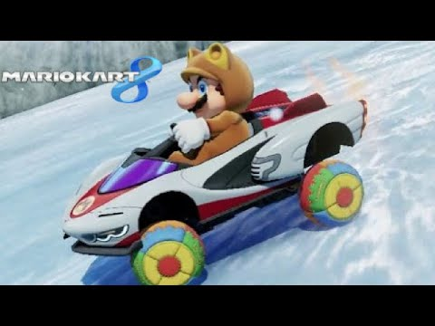 Mario Kart 8 – All 48 Tracks 200cc Gameplay (Full Races)