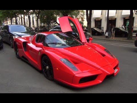 epic Ferrari Enzo