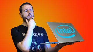 Intel Made A Laptop! NUC M15 Review