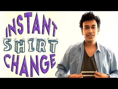 Dresscode Tutorial - Instant Shirt Change Revealed!