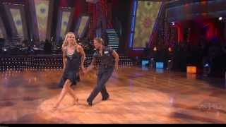 Jennie Garth with a fantastic performance on Dancing With The Stars (HD)