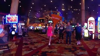 Exploring Las Vegas: Tour of a Casino on the Strip