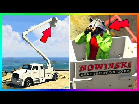 SECRET GTA 5 VEHICLE FEATURES, UNLIMITED FREE AMMO IN GTA ONLINE, COP FREE ZONE & MORE EASY TRICKS!