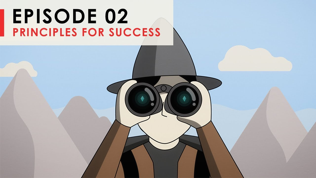 "Principles for Success: ""Embrace Reality and Deal With It"" 
