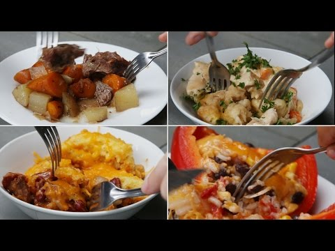 Video 4 Easy Slow Cooker Dinners
