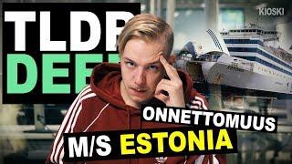 MS Estonia   TLDRDEEP