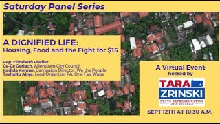 A Dignified Life: Housing, Food, and the Fight for $15