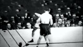 Joe Louis vs Jersey Joe Walcott, I