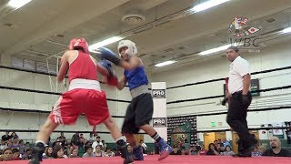 Check out this great bout with one of our The Green Belt