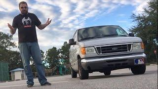 TDW 1557   Saying Goodbye To My Van