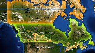 Canada - Geography
