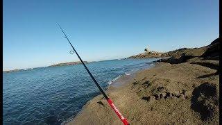Pêche Aux Leurres : Un Spot Sauvage Octobre 2018