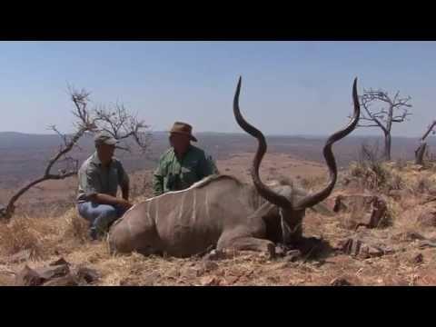Farryl Holub - Kudu Hunt 2014