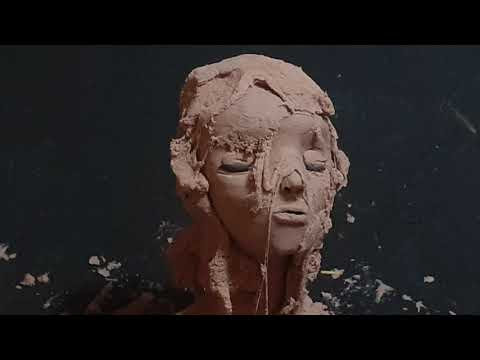 SURREAL CLAYMATION: Eye Can Change. (stop motion clay animation)