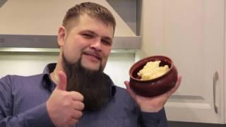 Как сделать сухое масло?/сливочное масло/ рецепт сливочного масла/ домашнее сливочное масло/ масло