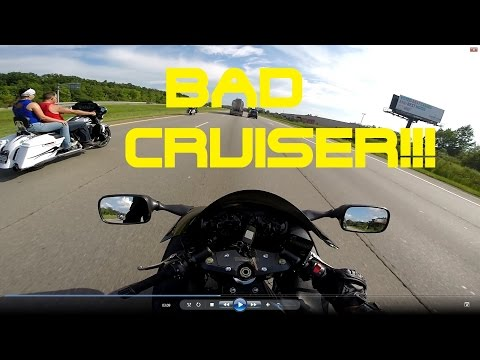THE BIG MISTAKE MOTORCYCLE CRUISER RIDERS MAKE!!!! (HD QUALITY)