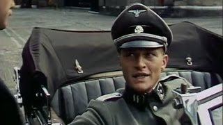 "Rutger Hauer as SS-officer in ""Pastorale 1943"" (1979 Dutch film) 