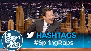 Hashtags: #SpringRaps With Sugarhill Gang And The Roots