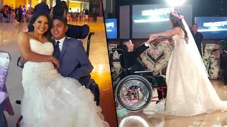 Texas Bride Dances With Her Terminally Ill Brother at Her Wedding