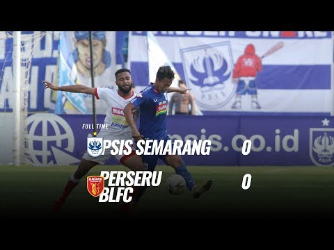 PSIS Semarang - Персеру Серуи 0:0. Видеообзор матча 29.09.2019. Видео голов и опасных моментов игры