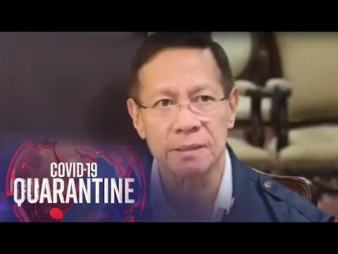 [ABS-CBN]  DOH: Sacking Duque a 'disadvantage' despite 'a lot of gaps' of virus fight   ANC
