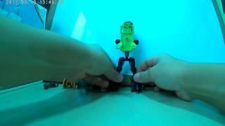 Как сделать робота из лего