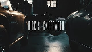Cafe Racer A Custom Motorcycle Film //Ricks Caferacer II