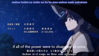 Eden (Magi: Kingdom of Magic Ending 1 English Dub w/ Subtitles)