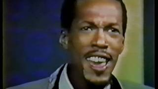 "The Temptations (Eddie Kendricks) - ""You're My Everything"" on UPBEAT"