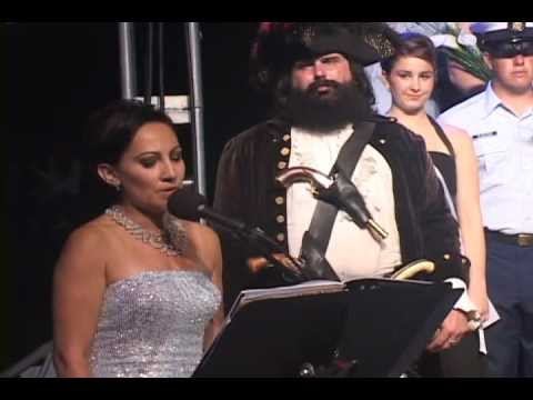I Dreamed a Dream sung by Sandie Galvez (Bedell) MacLachlan 2009 Maine Lobster Festival
