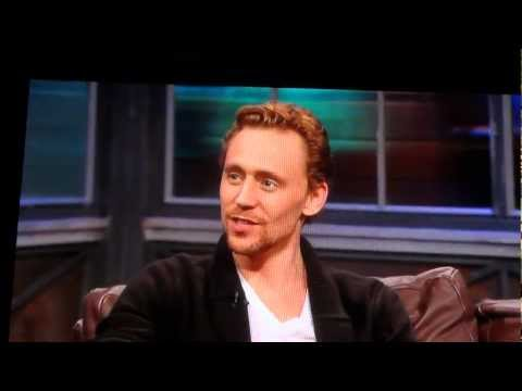 Mark Hoppus interviews Tom Hiddleston (Hoppus On Music)