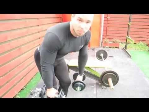Co się dzieje z mięśniami przez ramiona zginania w łokciu