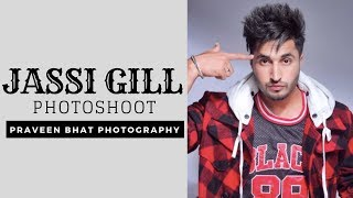 Shoot with Jassi Gill
