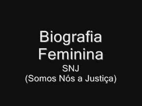 Música Biografia Feminina