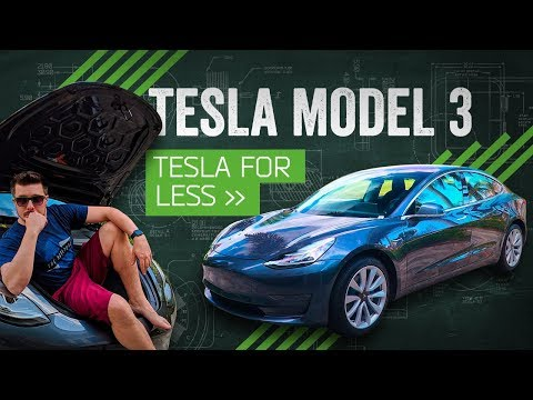 Two Days With The Tesla Model 3 (Made Me Want The Model S)