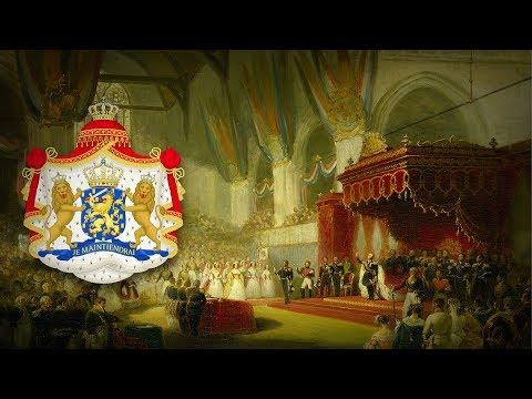 "United Kingdom of the Netherlands (1815–1839) ""Wien Neêrlands Bloed"" (1815) +EngSub"