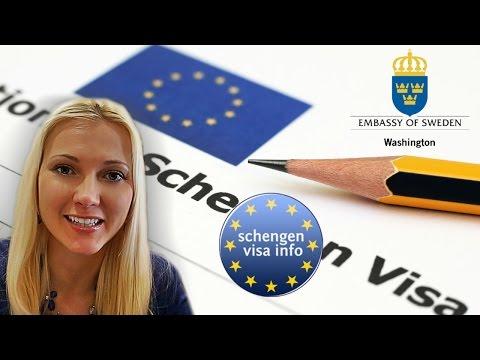Получение Шенгенской визы в США
