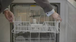 How to start using your Miele dishwasher