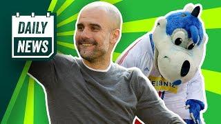 Manchester City ist Meister! Der HSV steigt nicht auf! Zweite Liga für Nürnberg & Hannover 96!