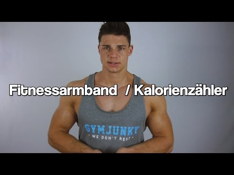 Fitnessarmband | Kalorienzähler - Bodymedia Armband | Sinnvoll? Notwendig?