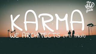 We Architects - Karma (Lyrics) ft. Tana - YouTube