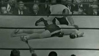 Sonny Liston vs Albert Westphal