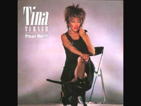 "★ Tina Turner ★ I Can't Stand The Rain ★ [1984] ★ ""Private Dancer"" ★"