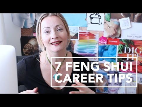 Attract Career Success with Feng Shui