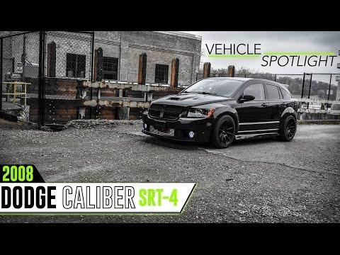 Fitment Inc Spotlight - 2008 Dodge Caliber SRT4