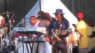 CHUCK BROWN @ STONE SOUL PICNIC, AUGUST 15,2009