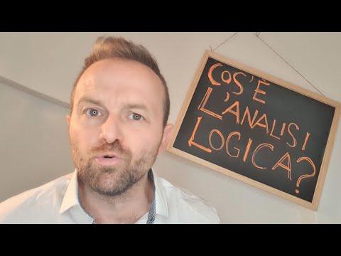 Download COS'È E COME SI FA L'ANALISI LOGICA HD Mp4 3GP Video and MP3