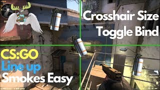 how to change crosshair dot size in cs go - TH-Clip