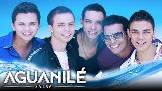Es Por Ti (Letra) - Aguanile  (Video)