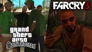 СТРИМ ► Far Cry 3 + GTA: San Andreas